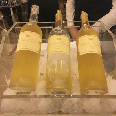2017 Chateau d'Yquem, Sauternes 1