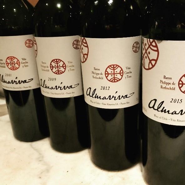 Almaviva Bottles