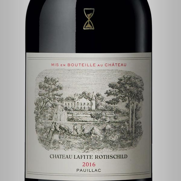 Lafite to mark 2016 vintage with hourglass etching