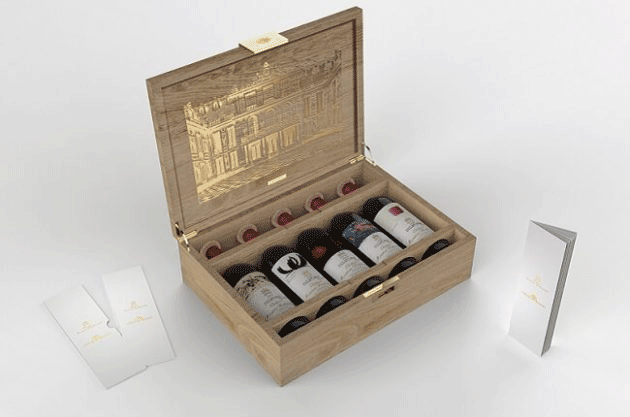 Mouton Rothschild to release limited edition cases in aid of Versailles restoration