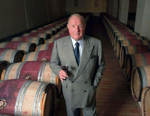 Cheval Blanc co-owner Albert Frere dies