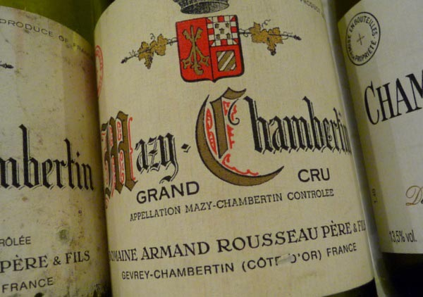 Exceptional wines' to be auctioned for good cause