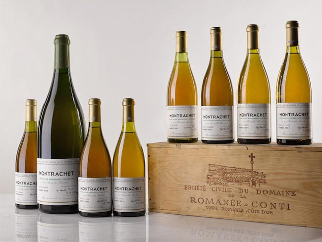 All eyes on DRC Montrachet at Sothebys London sale