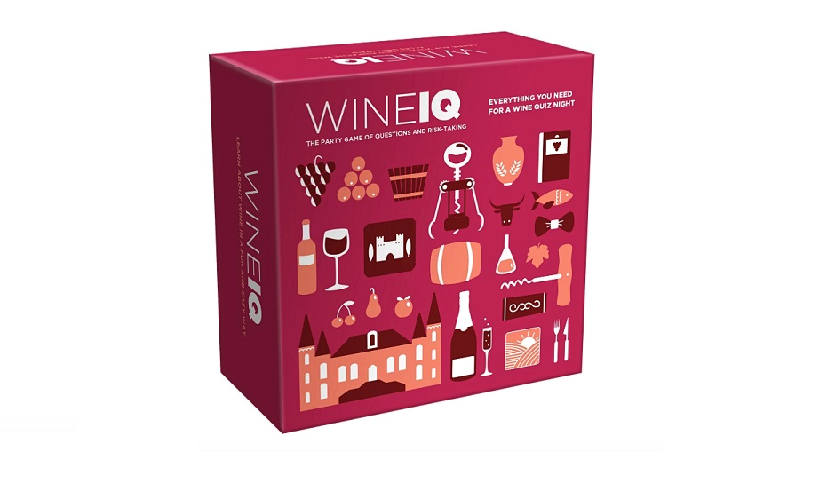 Wine IQ Game