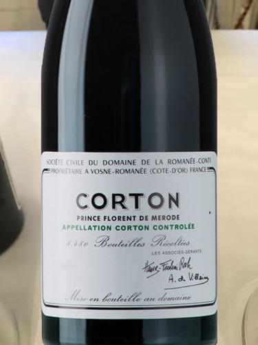 Corton 2013