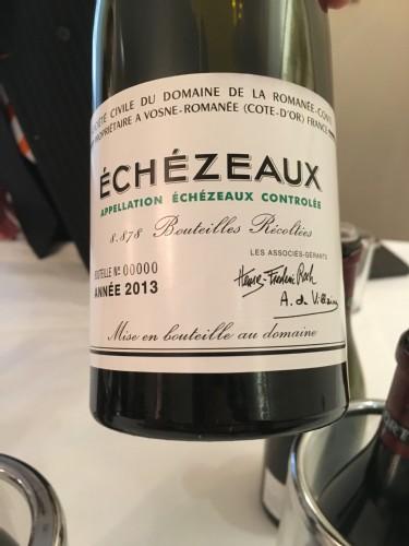Echezeaux 2013
