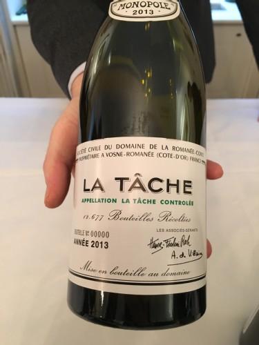 La Tache 2013