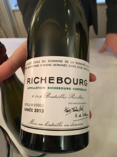 Richebourg 2013