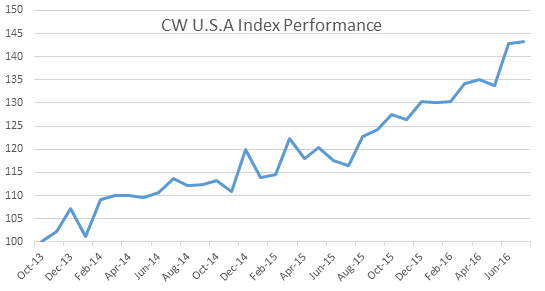 USA Index
