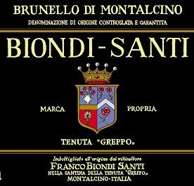 Biondi Santi, Brunello di Montalcino 2010