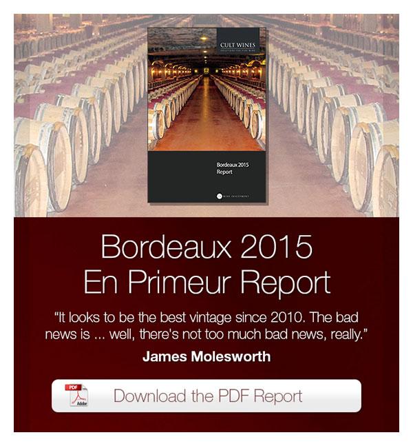 Bordeaux 2015 Report