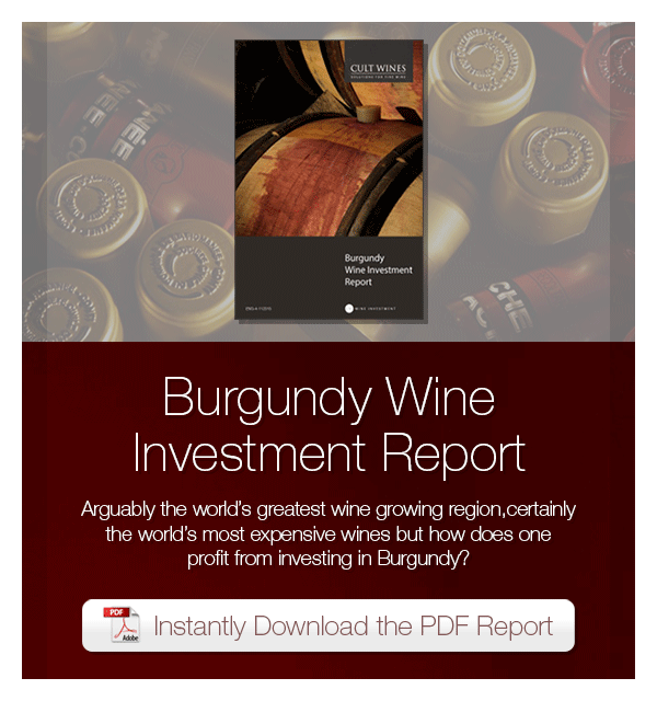 Burgundy Wine Investment Report