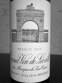 Leoville Las Cases 2005